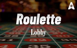Authentic Live Roulette Lobby