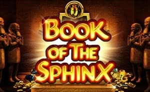 book of the sphinx online casino game