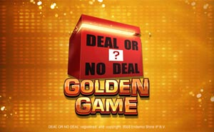 Deal Or No Deal: The Golden Game