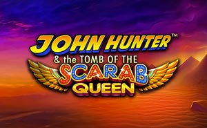John Hunter And The Tomb Of The Scraab Queen online slot uk