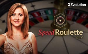 live speed roulette online casino game