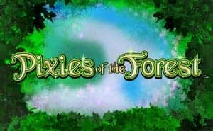 Pixies of the Forest online casino games