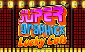 Super Graphics Lucky Cats slot game